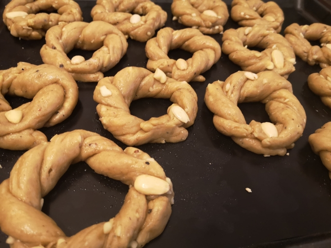 featured image thumbnail for post Taralli napolitains